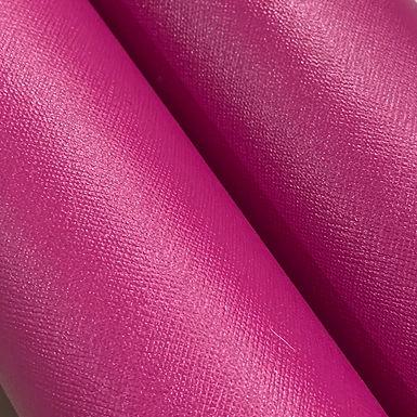 Chevre Saffiano | Fuchsia Pink | Alran SAS