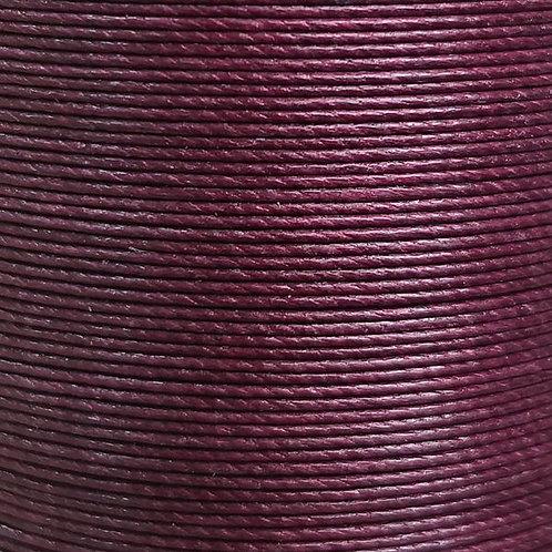 Meisi Waxed Linen Thread | Burgundy | MS051