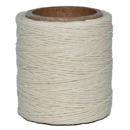 Waxed Polycord   Dove   Maine Thread