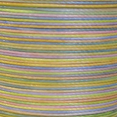 Weixin Waxed Polyester Thread   Rainbow   MSW048