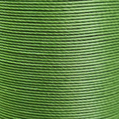 Meisi Waxed Linen Thread | Grass Green | MS027