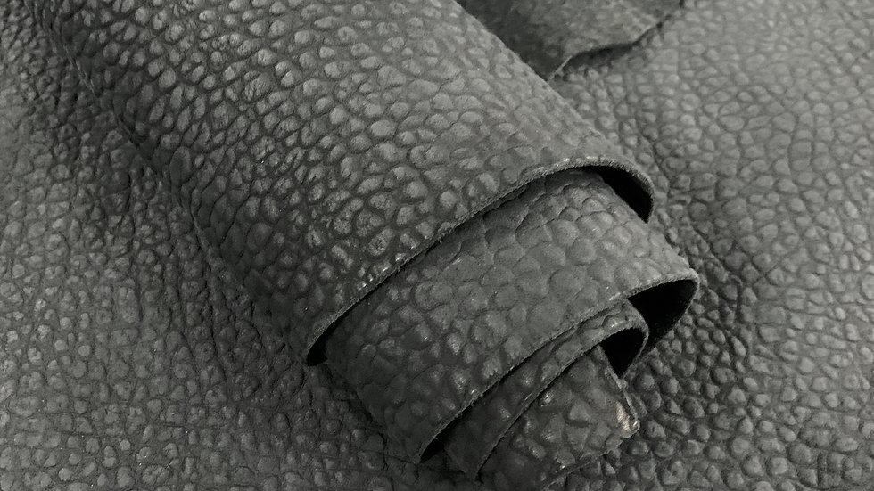 Cartier Pebble Leather  | Black Nubuk