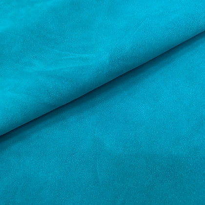 Suede Leather   Turquoise   1.2/1.4mm