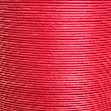 Meisi Waxed Linen Thread     Strawberry   MS011