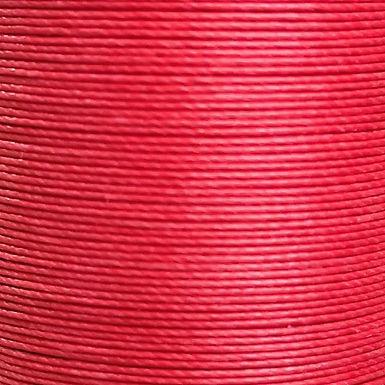 Meisi Superfine Waxed Linen Thread | Strawberry | MS011