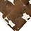 Thumbnail: Cowhide Design Rug | Soho Natural Calf Hide