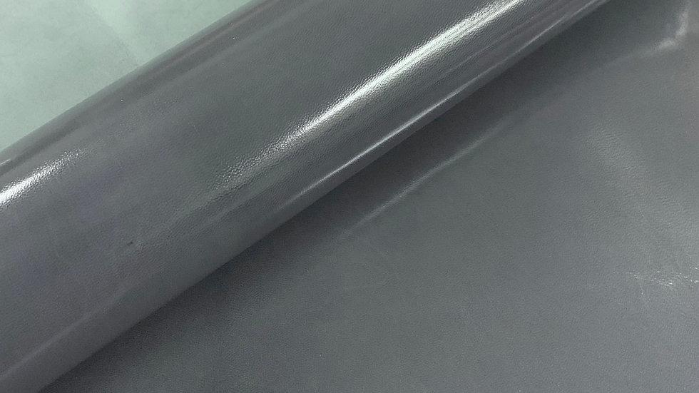 Glazed Italian Kid   Steel Grey