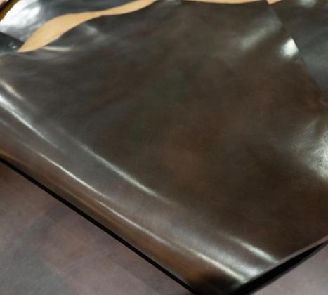 Horween Leather | Shell Cordovan | Dk Cognac