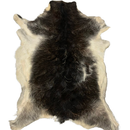 Goat Hide Rugs | Natural Pattern | 10271