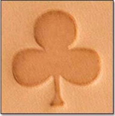 Tandy Leather | Club 2-D Mini Stamp | 8847-00