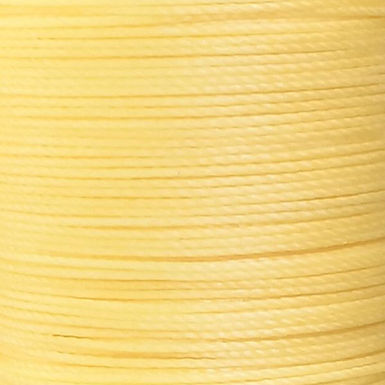 Weixin Waxed Polyester Thread | Light Yellow | MSW019