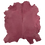 Thumbnail: Italian Dyed Cowhides | Antique Rose