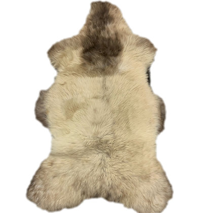 English Rare Breed Sheepskin   Natural Mix