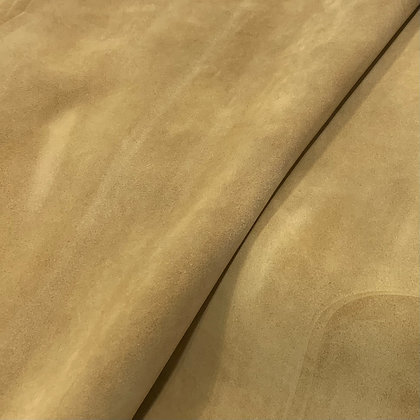 Suede Leather | Tan | 1.8/2.0mm