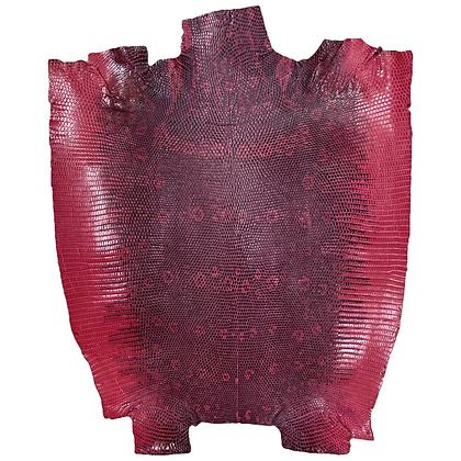 Lizard | Dark Pink | Front Cut