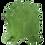Thumbnail: Italian Dyed Cowhides | Grass