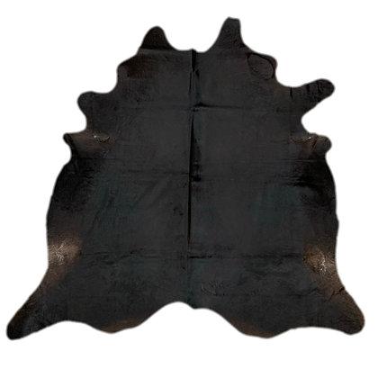 Cowhide Rug | Natural Black | L | 10153