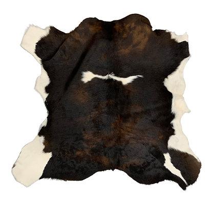Calf Hide Rugs | Tri Colour | XS cowhides | 10329