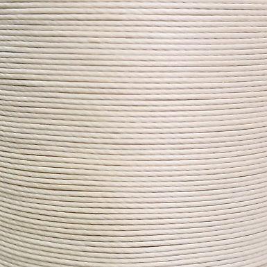 Meisi Waxed Linen Thread   Cream   MS006