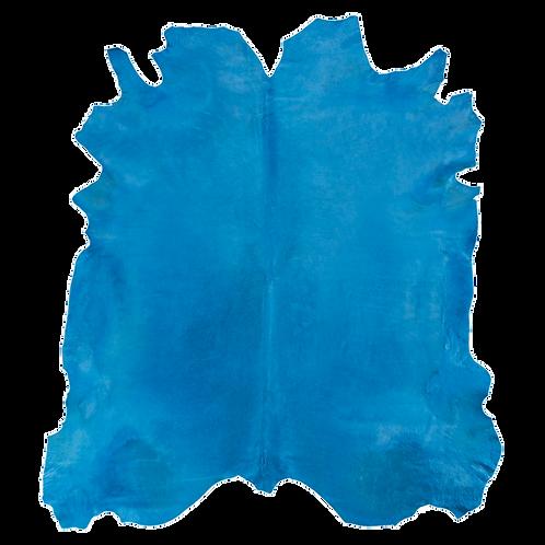 Italian Dyed Cowhide Rug | Cielo