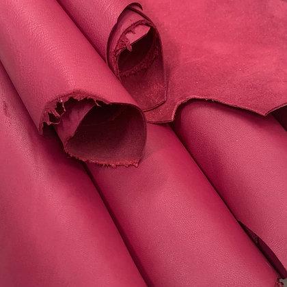 Agneau plonge | Fuchsia