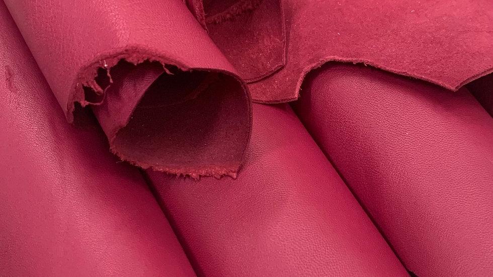 Agneau plonge   Fuchsia