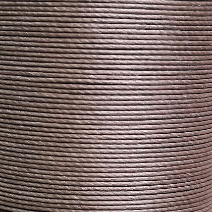 Meisi Waxed Linen Thread | Elephant Grey | MS036