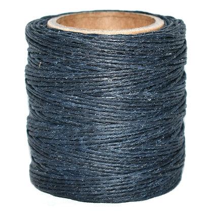 Waxed Polycord | Denim | Maine Thread