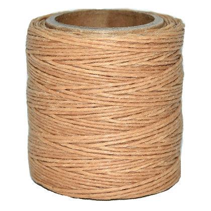 Waxed Polycord   Ecru   Maine Thread