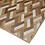 Thumbnail: Cowhide Design Rug | Bamboo