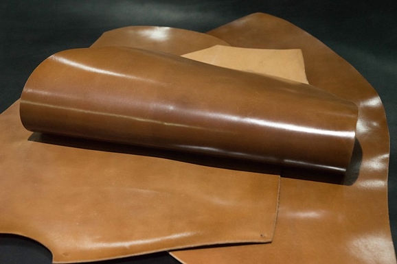 Horween Leather | Shell Cordovan | Bourbon