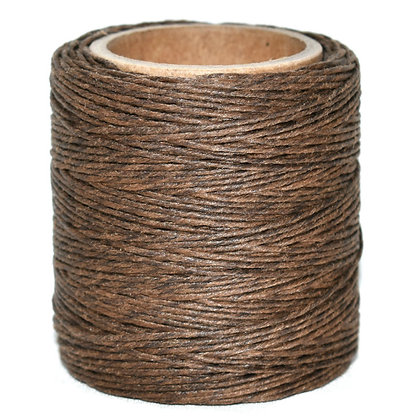 Waxed Polycord | Gold Brown | Maine Thread