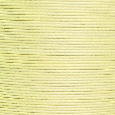 Meisi Waxed Linen Thread   Light Yellow   MS040