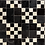 Thumbnail: Patchwork Cowhide Rug | Black and White 118 x 158cm