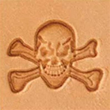Tandy Leather | Spade 3-D Mini Stamp | 8816-00