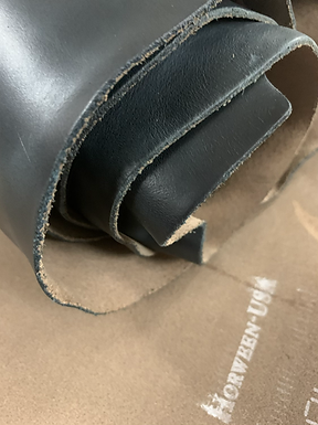 Horween Leather | Chromexcel | Navy