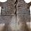 Thumbnail: Blue Wildebeest Hide Rug