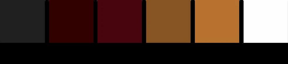 Alum Leather Lace Colours