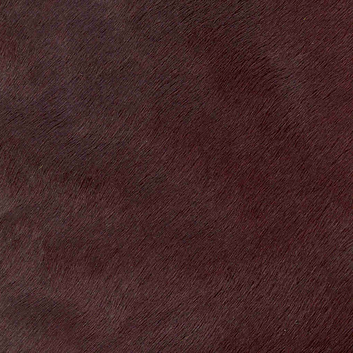 Italian Dyed Cowhides   Chocolate