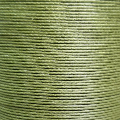 Meisi Waxed Linen Thread | Olive | MS039