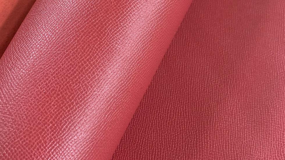 Epsom Calf Leather | Rose