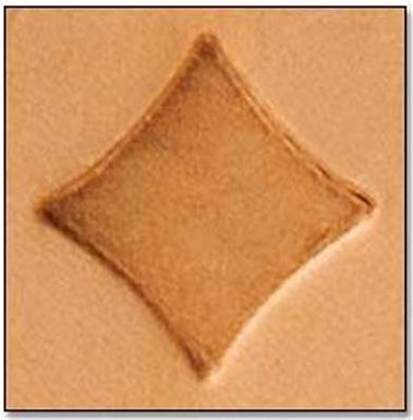 Tandy Leather   Diamond 2-D Mini Stamp   8848-00