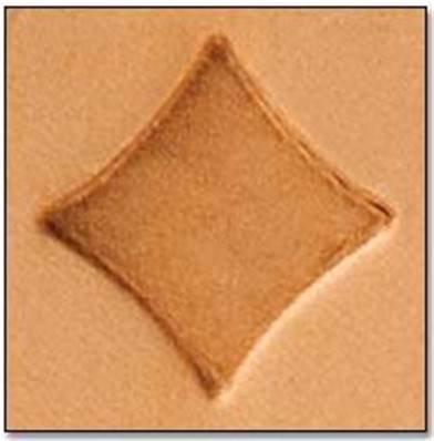 Tandy Leather | Diamond 2-D Mini Stamp | 8848-00