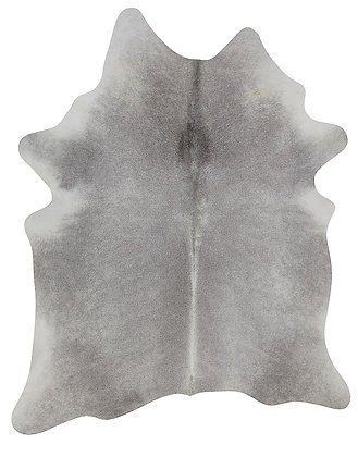Cowhide Rug | Natural Grey