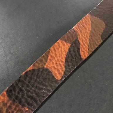 Leather Strap   El Vaquerro   Marrone