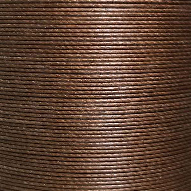 Superfine Waxed Linen Thread | Mocha | MS063