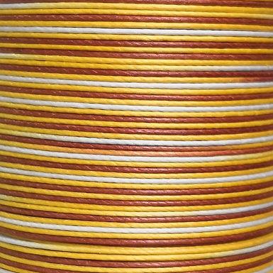 Meisi Waxed Linen Thread | Metal | MS067