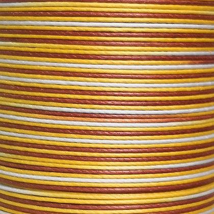 Meisi Waxed Linen Thread   Metal   MS067