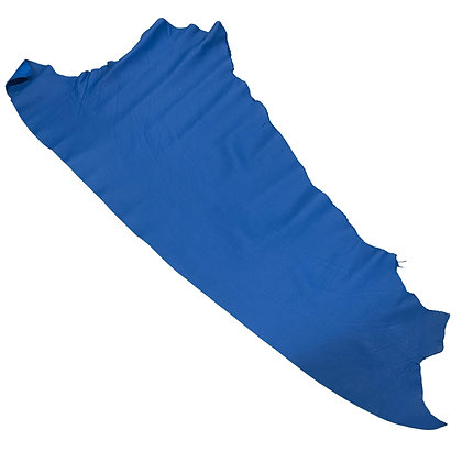 Clemence Bull Shoulder   Azure Blue   CS004