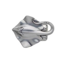 3D Belt Buckle   Stingray  Design